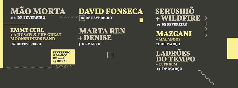 14ª Edição do Sons de Vez até 19 de Março em Arcos de Valdevez