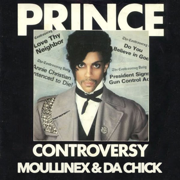 "Moullinex e Da Chick recriam ""Controversy"" de Prince - Download grátis"