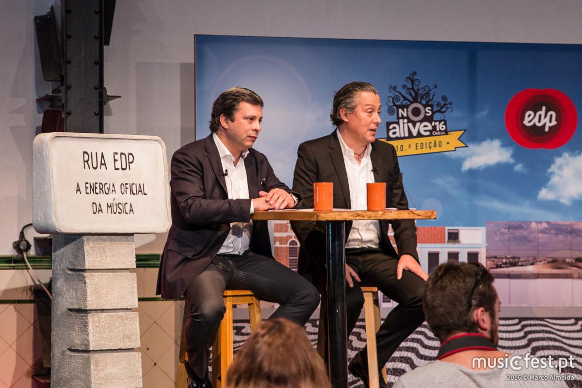 """NOS Alive e EDP apresentam 7º palco do festival: """"EDP Fado Cafe"""""""