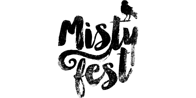 O cartaz do Misty Fest 2016 está completo