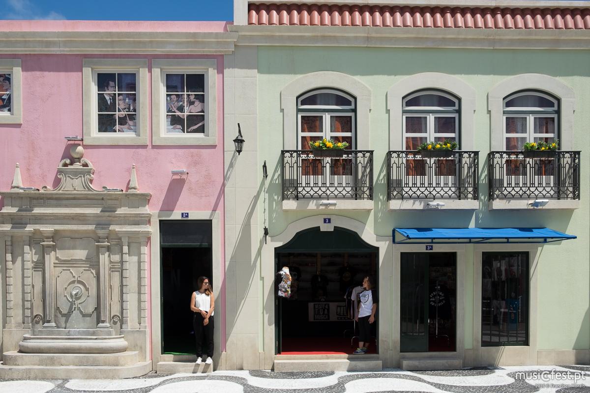 Rua EDP e EDP Fado Cafe estreiam-se no NOS Alive