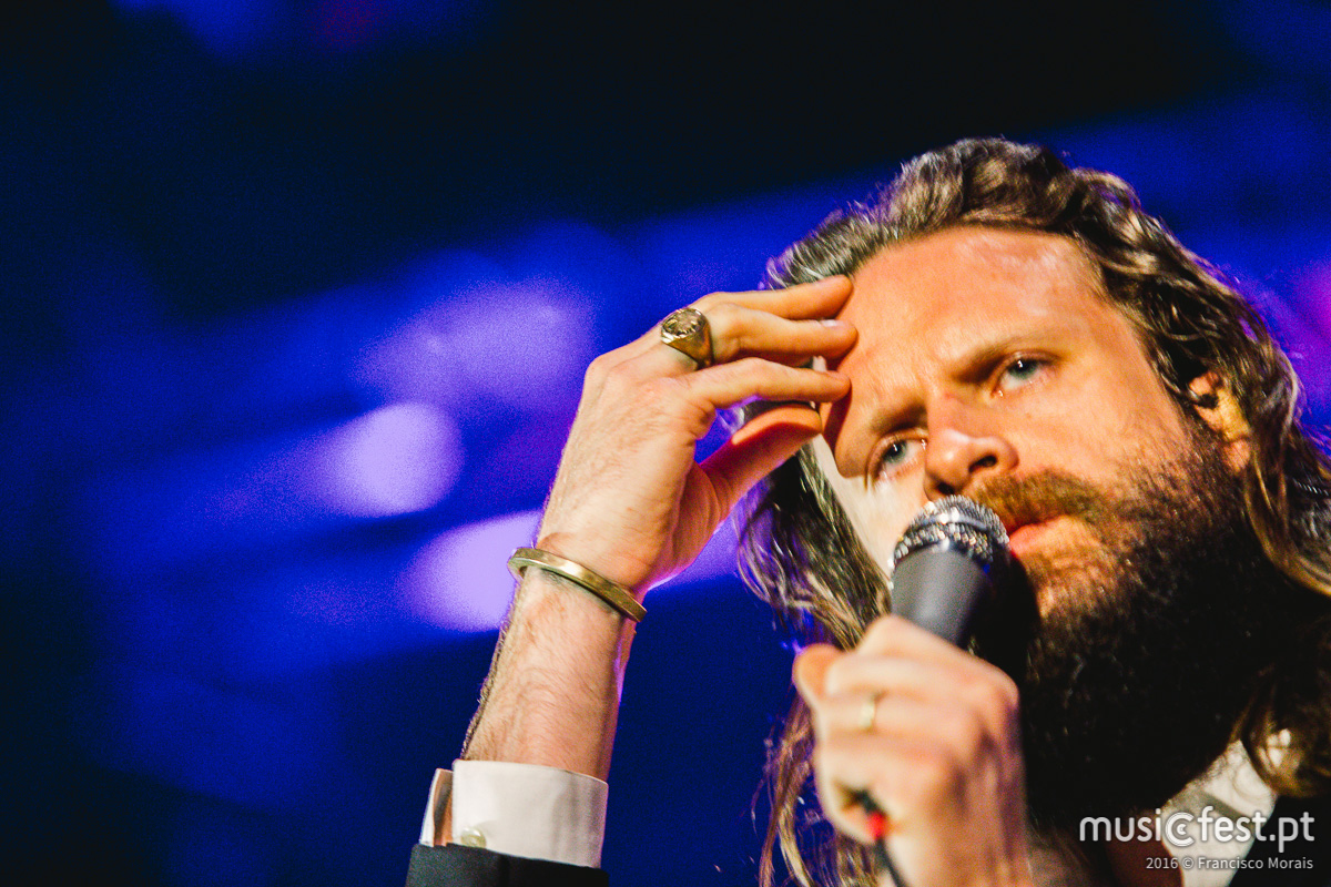 Father John Misty confirmado no Vodafone Paredes de Coura