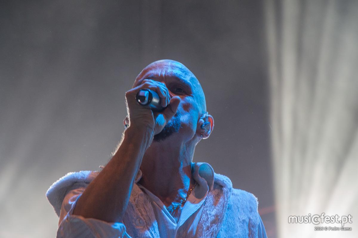 James no MEO Arena a 4 de Dezembro