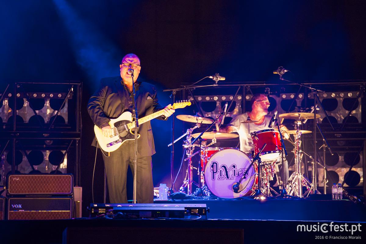 Pixies apresentam novo álbum no Porto a 21 de Novembro