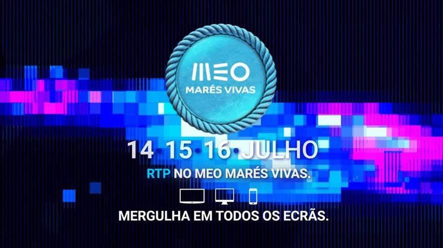 MEO Marés Viva passa na RTP 1 e RTP Play