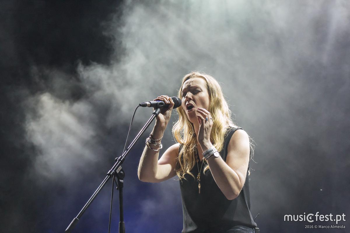 Anathema ao vivo em Lisboa em Março