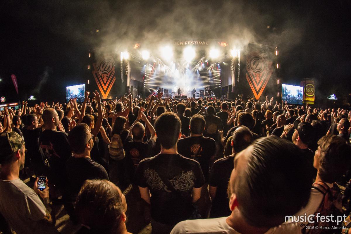 VOA 2017: Apocalyptica, Epica, The Dillinger Escape Plan, Childrain e Colosso adicionados ao cartaz