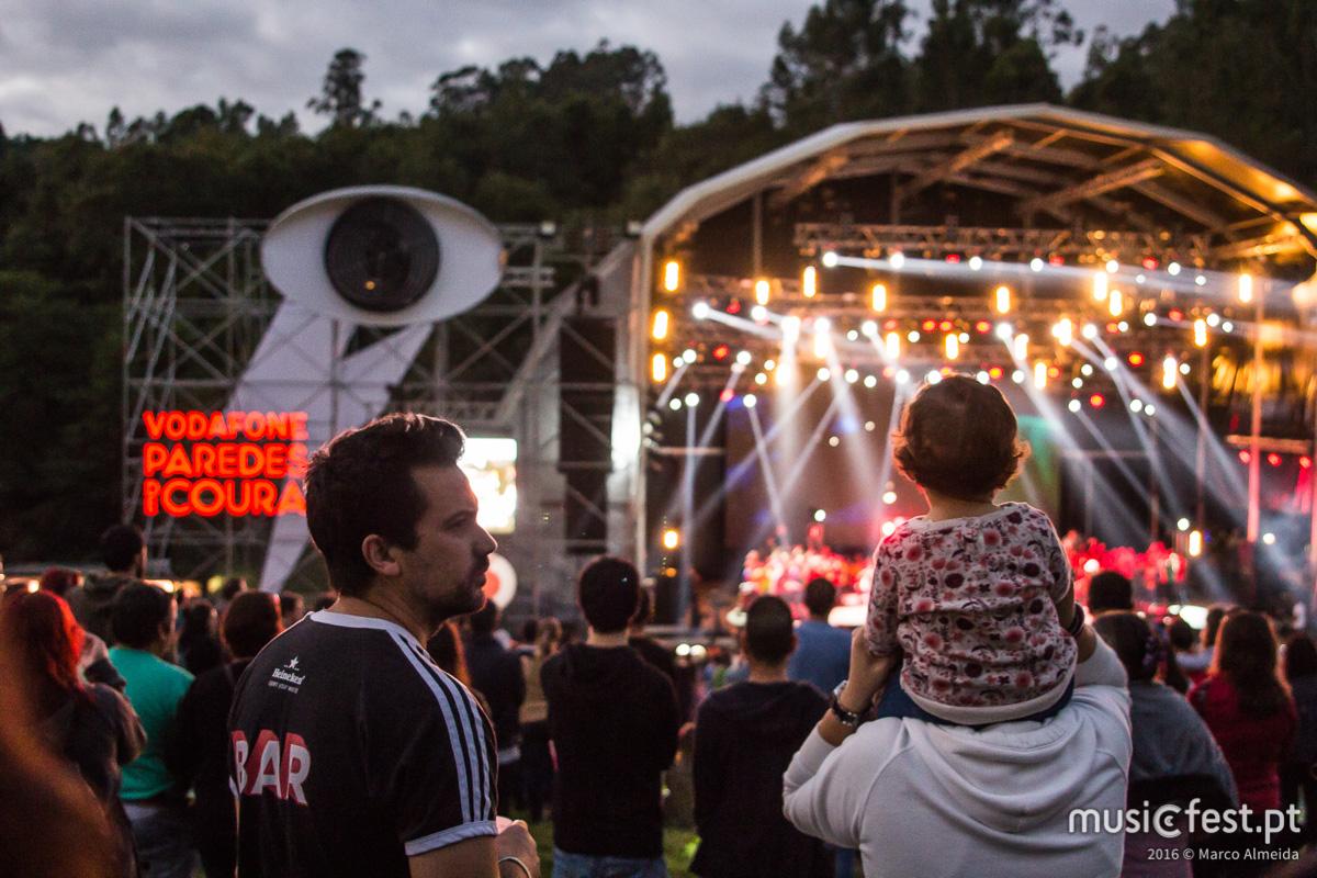 Os concertos que não vais querer perder na 25ª edição do Vodafone Paredes de Coura