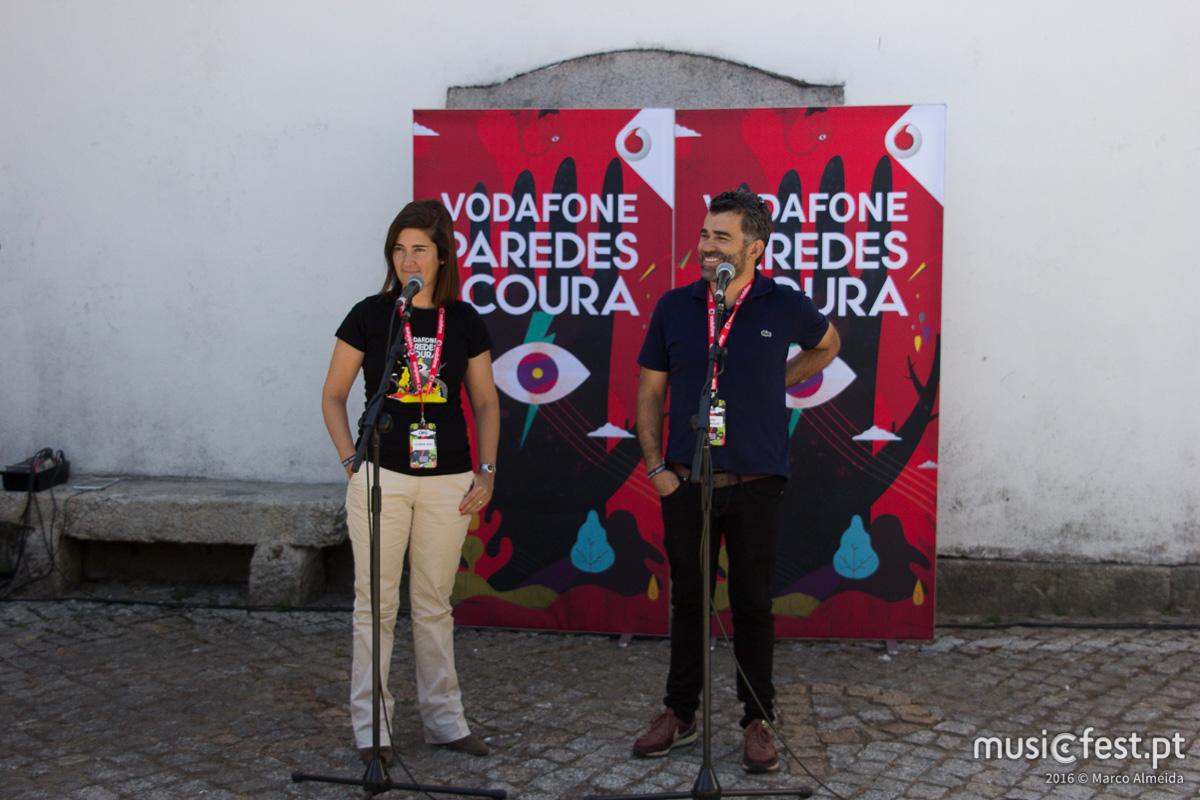 Confirmada a 25ª edição do Vodafone Paredes de Coura