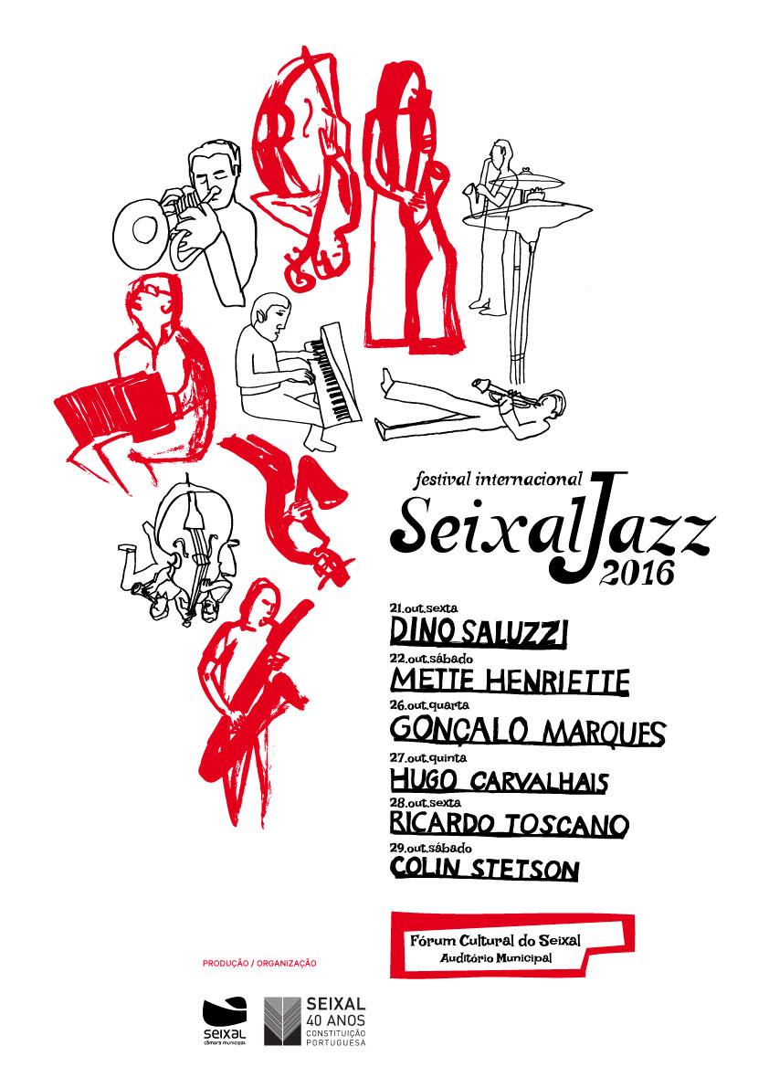 Bilhetes já à venda para o SeixalJazz 2016