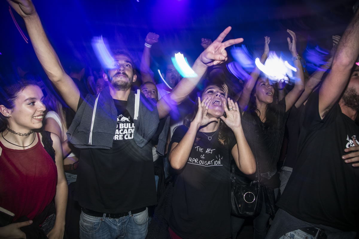 Red Bull Music Academy Culture Clash Lisboa - A reportagem