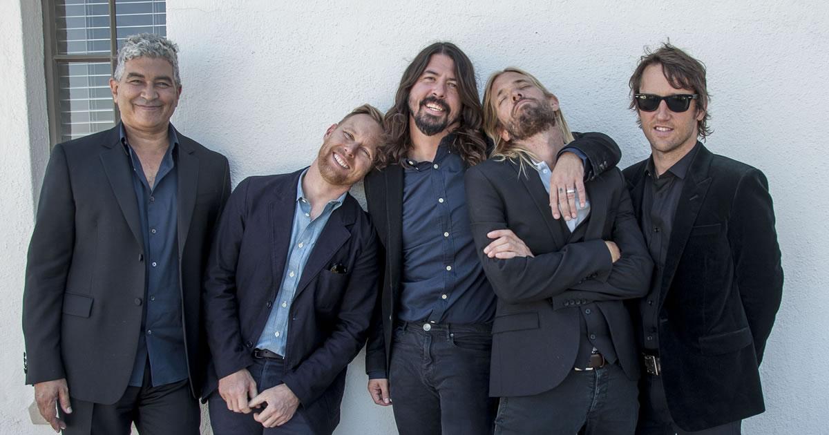 Foo Fighters são a primeira confirmação do Rock in Rio Lisboa
