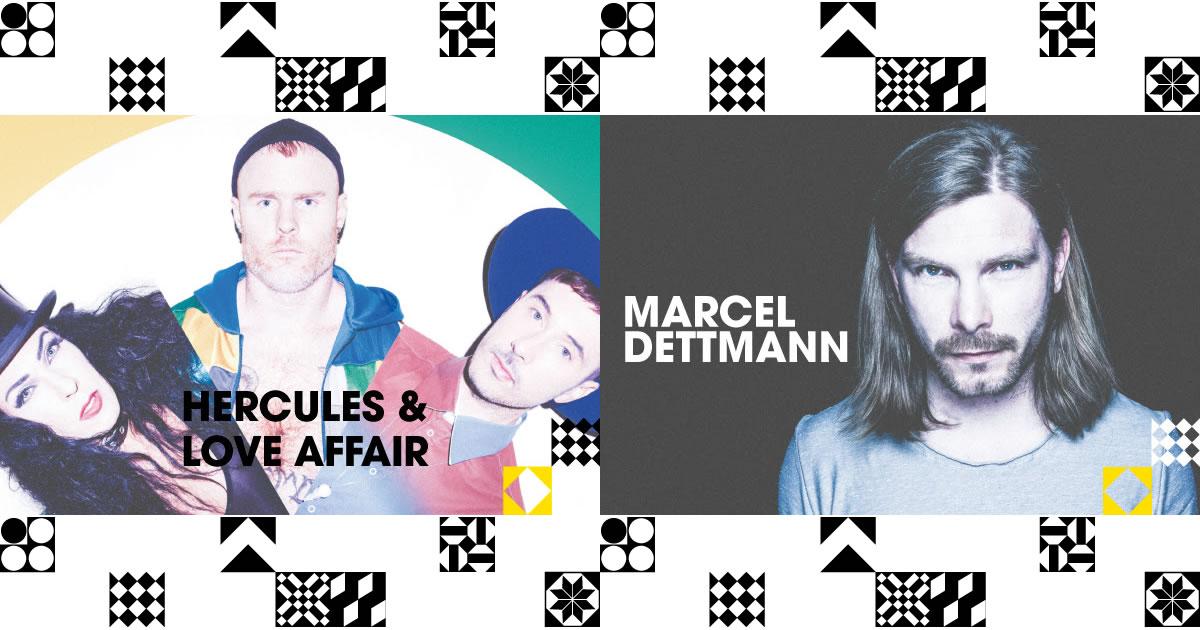 Lisboa Dance Festival confirma Hercules & Love Affair e Marcel Dettmann