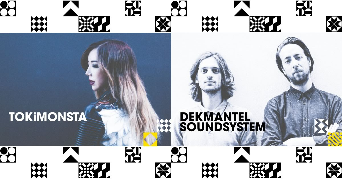 TOKiMONSTA e Dekmantel Soundsystem são as primeiras confirmações do Lisboa Dance Festival 2017