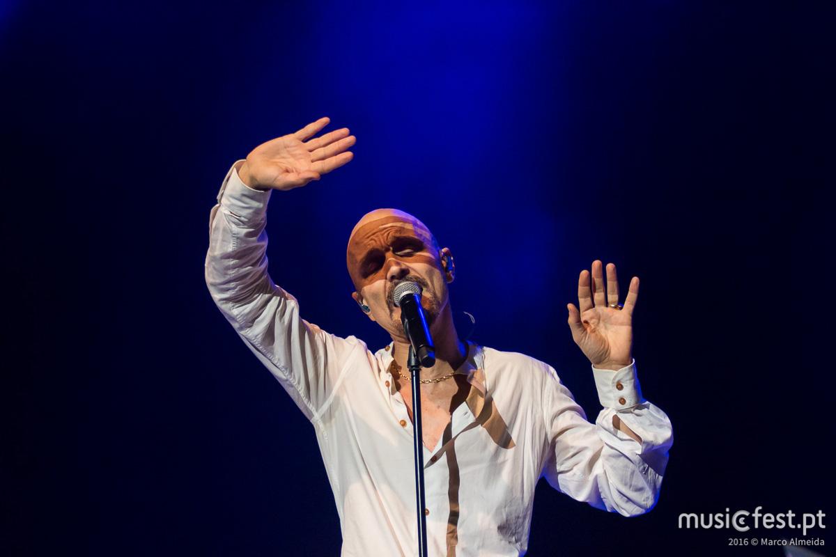 James no Rock in Rio-Lisboa a 29 de Junho