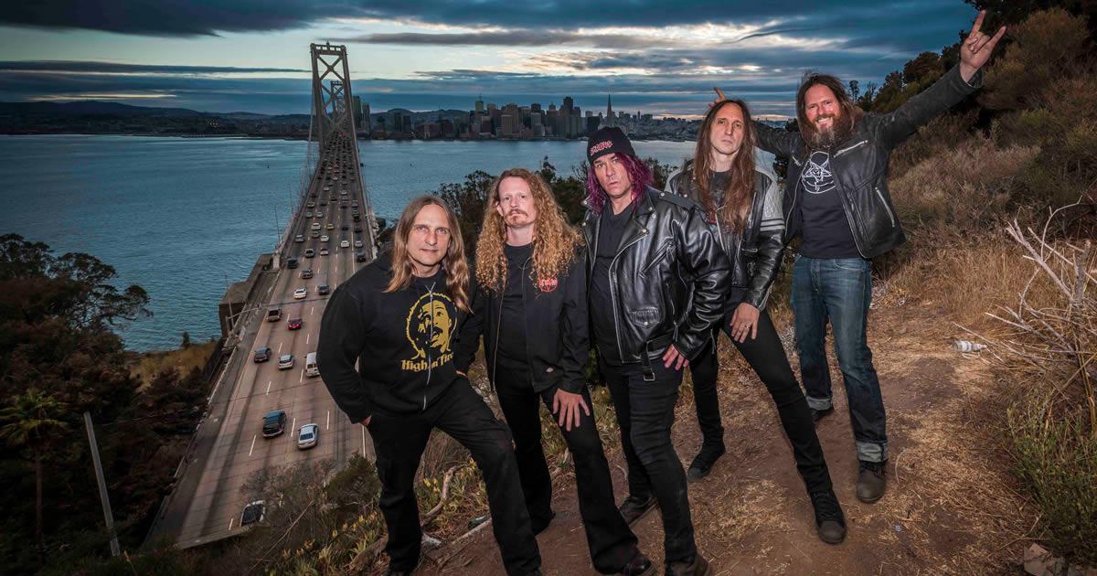 Exodus, My Dying Bride e Cattle Decapitation confirmados no Vagos Metal Fest 2021