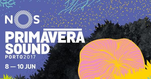 Bon Iver, Aphex Twin, Justice, Run The Jewels, Nicolas Jaar e Skepta encabeçam o cartaz do NOS Primavera Sound 2017