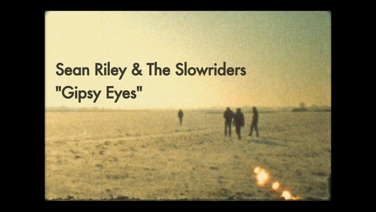 Sean Riley & The Slowriders apresentam video para Gipsy Eyes