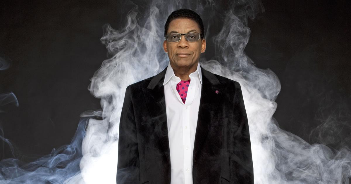 Herbie Hancock confirmado no EDPCOOLJAZZ 2020