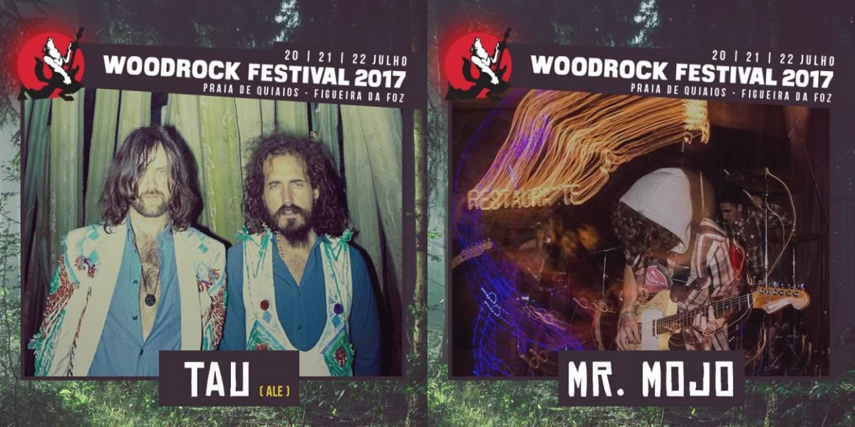 Woodrock anuncia TAU e Mr.Mojo