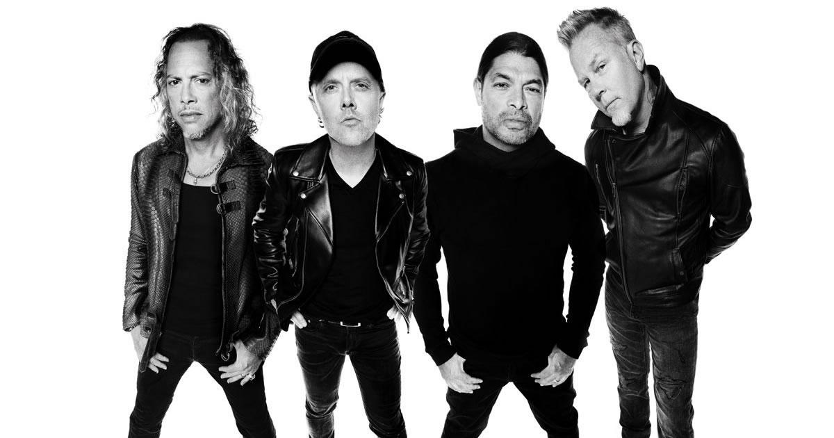 """""""WorldWired Tour"""" dos Metallica em Lisboa a 1 de Fevereiro de 2018"""