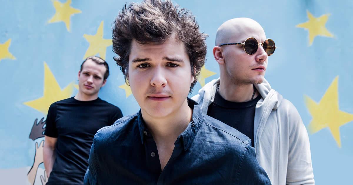 MEO Marés Vivas anuncia Lukas Graham e Expensive Soul a 15 de Julho