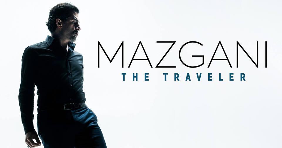 """""""The Traveler"""" é o novo single e vídeo de Mazgani"""