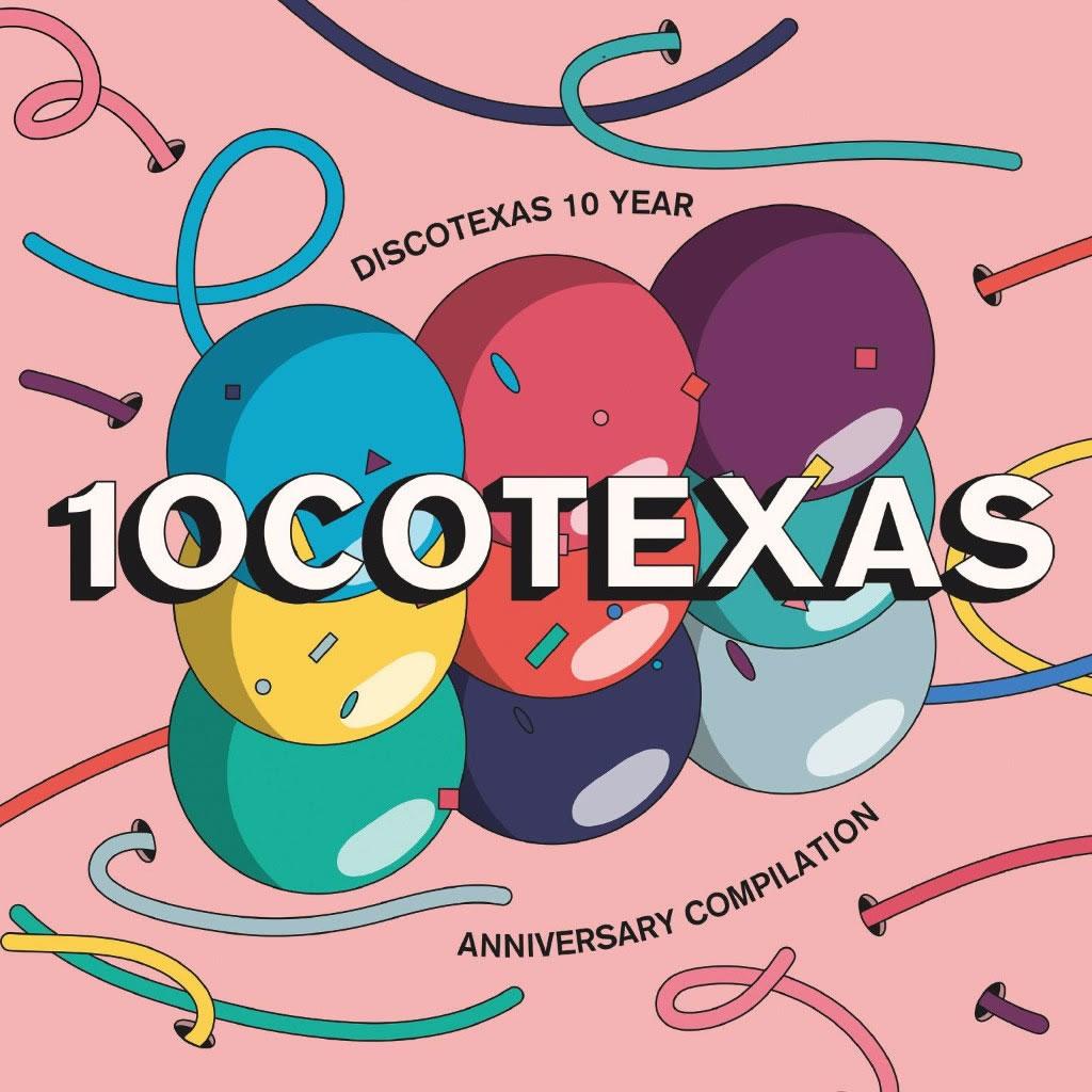 10COTEXAS - The Discotexas Band no Musicbox a 7 de Junho