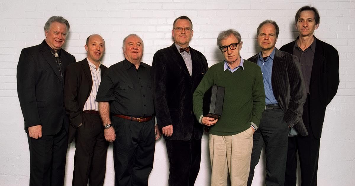 Woody Allen ao vivo no Coliseu dos Recreios a 4 de Julho