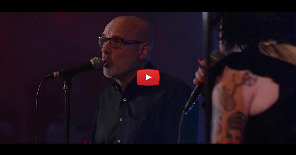 The Gift e Brian Eno juntos em palco em Londres - vê aqui o vídeo