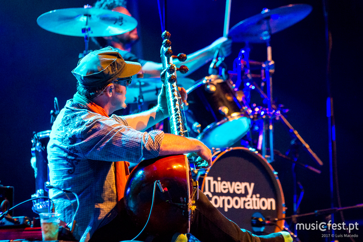 Braga Groove confirma Thievery Corporation