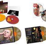 David Bowie – 4 reedições de luxo e limitadas a 16 de Junho