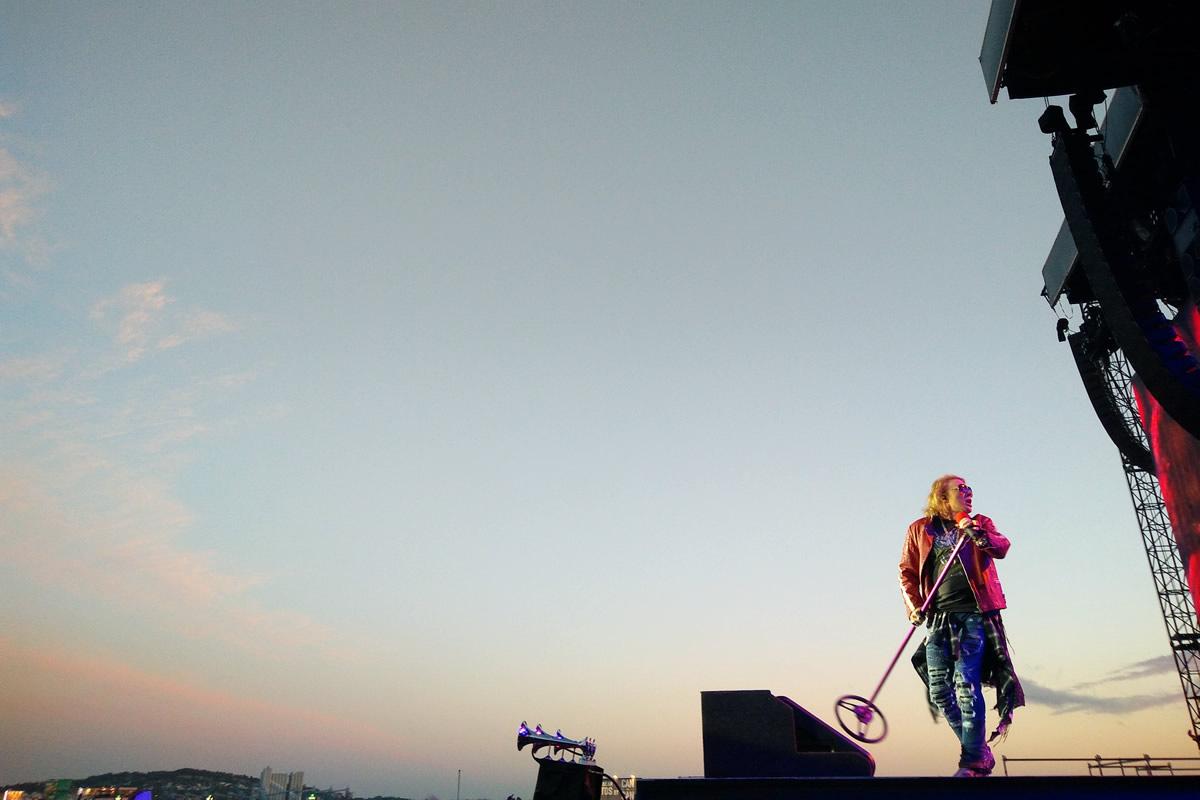 Afinal, ainda foi nesta vida – o regresso dos Guns N' Roses a Portugal