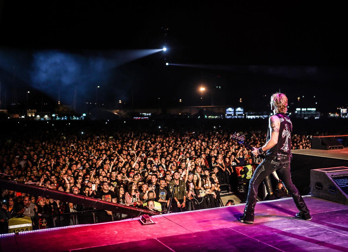Guns N' Roses anunciam concerto em Portugal a 2 de Junho