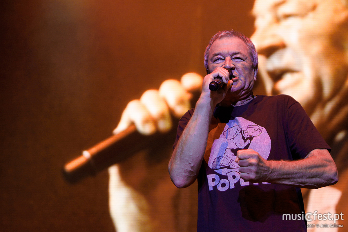 Da definição de intemporalidade – Deep Purple no MEO Arena