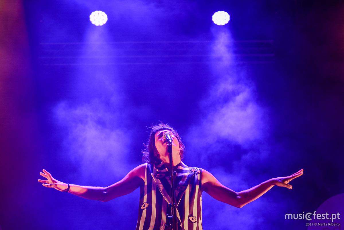 Vê aqui todas as fotos de Filipe Catto no EDPCOOLJAZZ