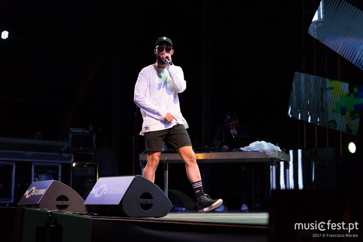 Booka Shade, Dâm-Funk e Mike El Nite no Super Bock Super Rock