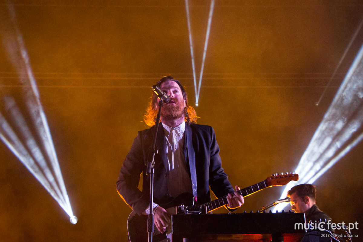 Nick Murphy em Portugal para dois concertos em Outubro