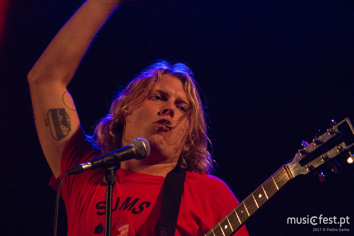 Vê aqui todas as fotos de Ty Segall no Vodafone Music Sessions