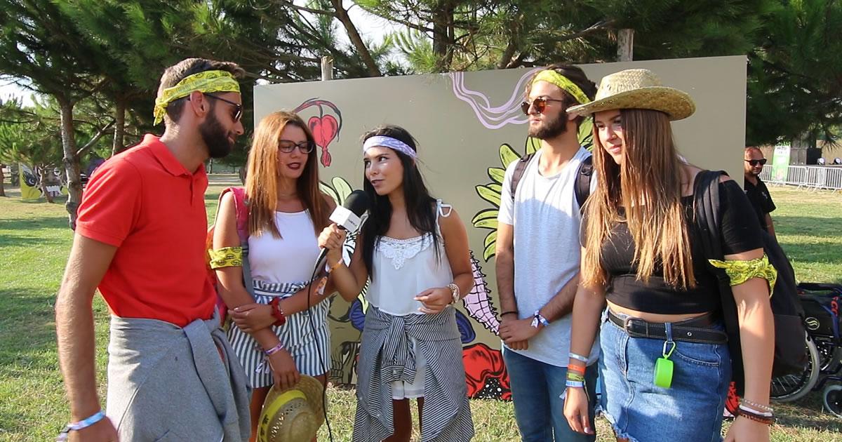Vai ser tão bom, não foi? Ep.10 - Mariana, Tomás, Rui e Raquel - O Sol da Caparica, 10 de Agosto de 2017