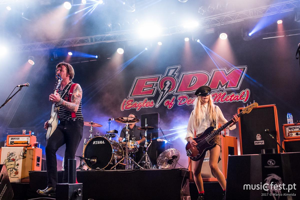 Eagles of Death Metal voltam a Portugal com concerto em Lisboa em Abril