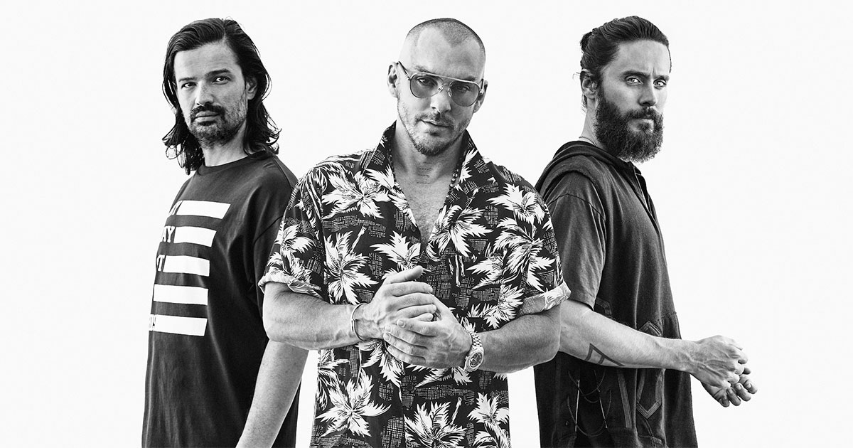 Thirty Seconds to Mars adiam concerto para Setembro mas confirmam nova data em braga