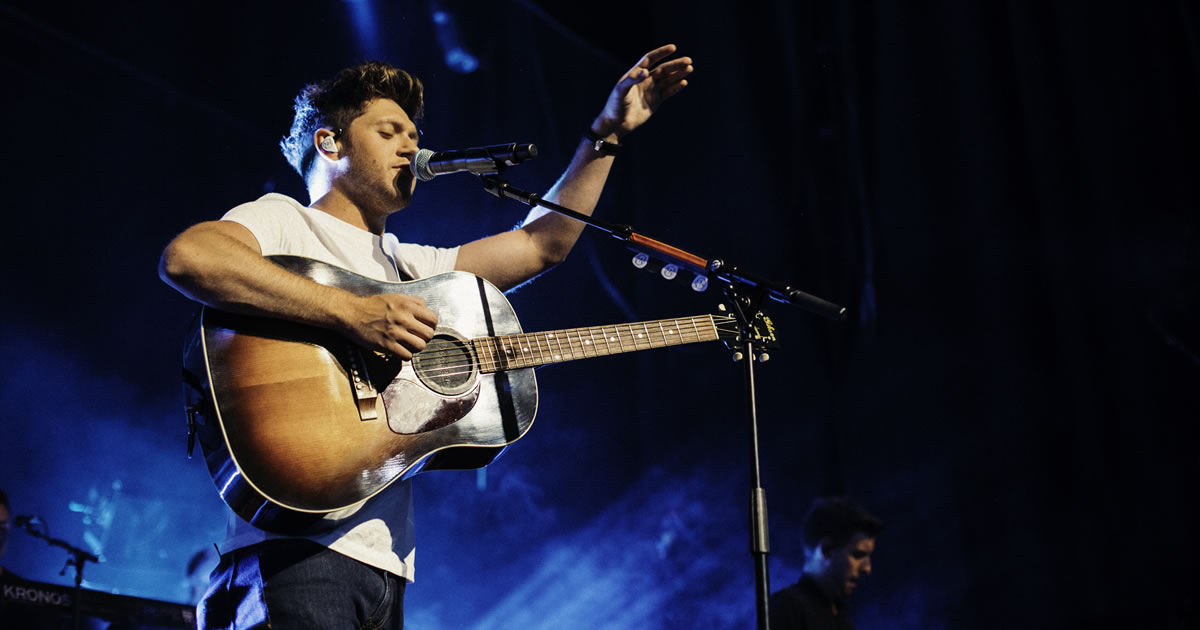"Niall Horan apresenta ""Flicker World Tour 2018"" no Coliseu de Lisboa a 12 de Maio"