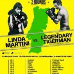 Linda Martini e The Legendary Tigerman levam Rumble in The Jungle em digressão