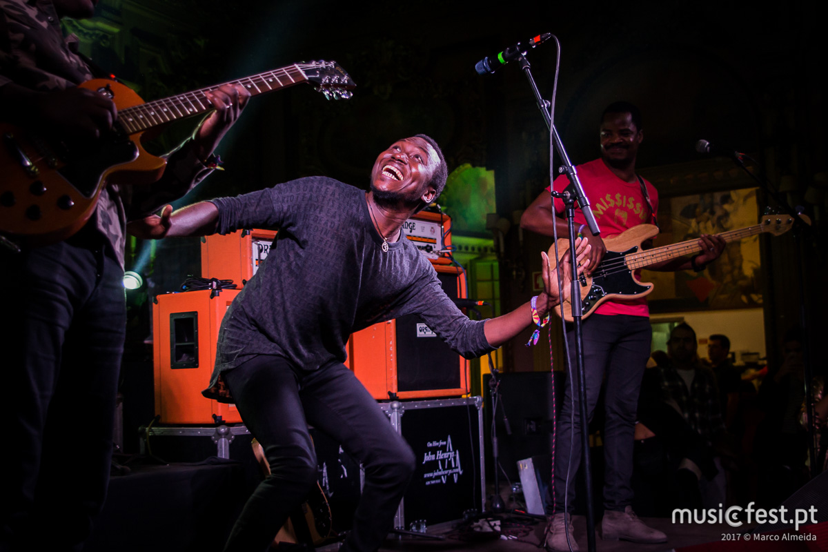 Super Bock Super Rock confirma Songhoy Blues e DJ Big