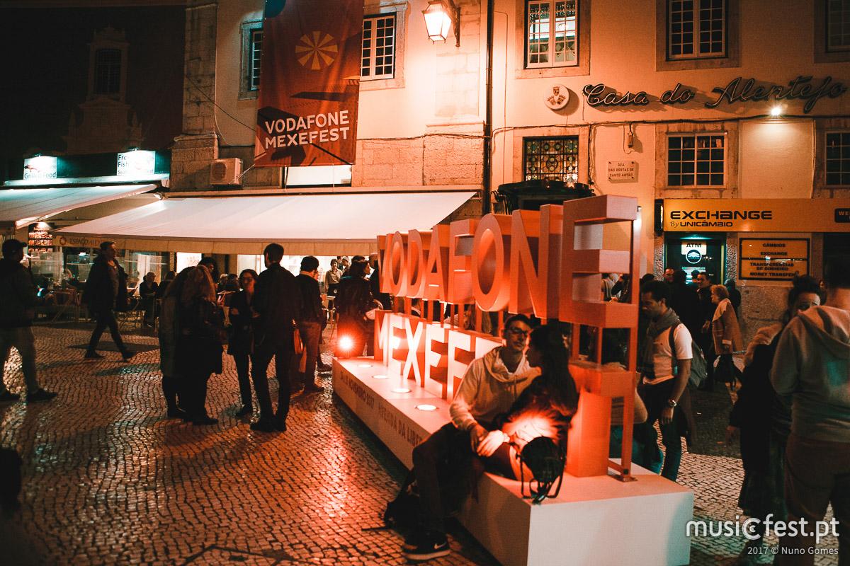 🇵🇹 A Música Portuguesa a encher Coliseus - os portugueses no Vodafone Mexefest 2017