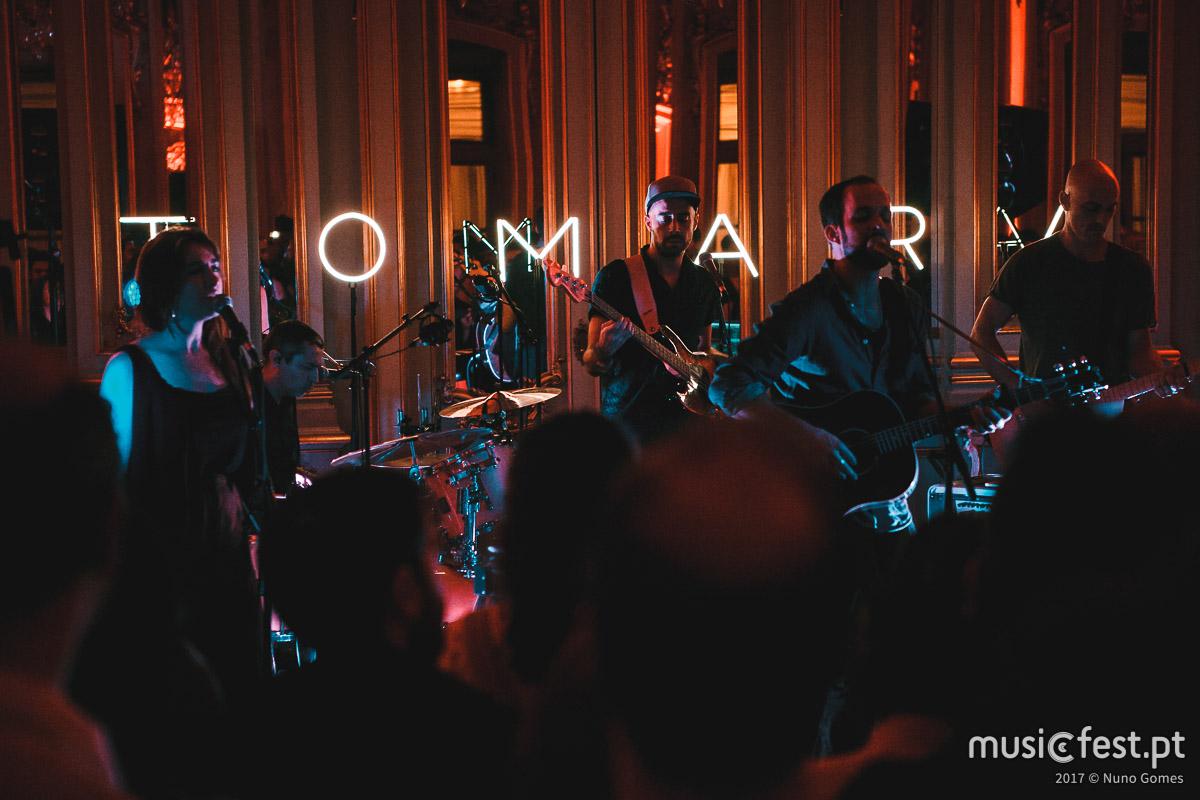 Vê aqui todas as fotos de Tomara no Vodafone Mexefest