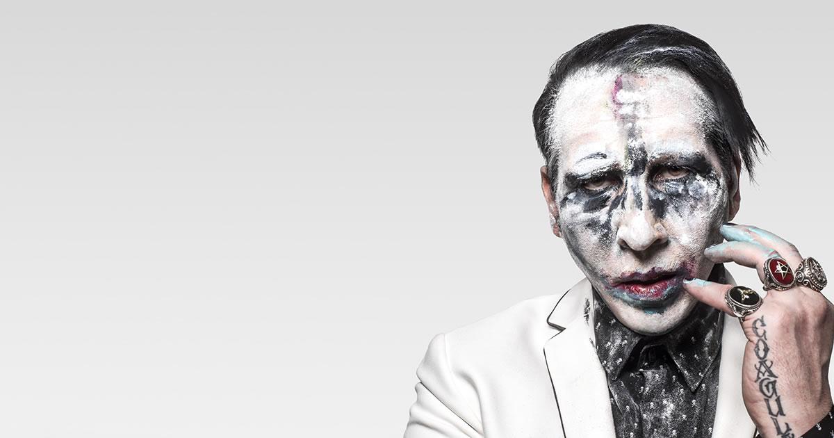 "Marilyn Manson com ""Heaven Upside Down"" no Campo Pequeno a 27 de Junho"