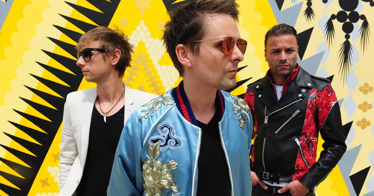 Rock in Rio Lisboa anuncia Muse no primeiro dia