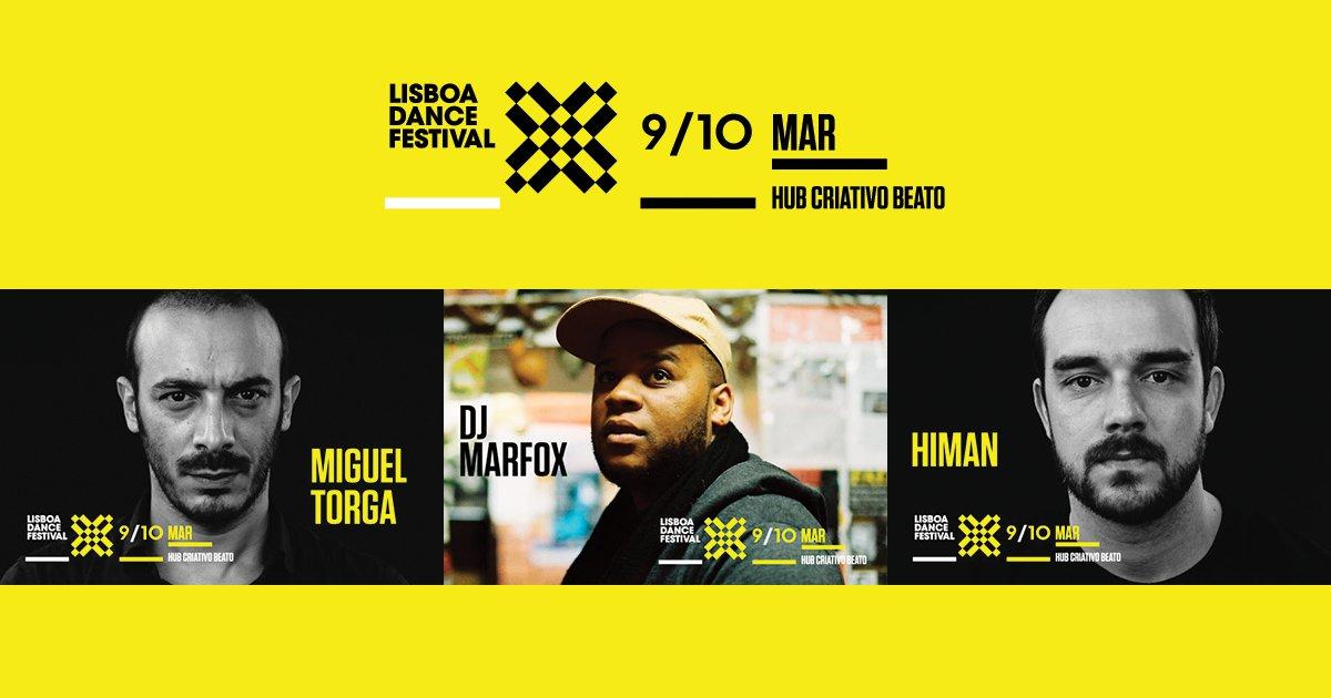Lisboa Dance Festival com line-up fechado